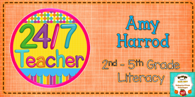 24/7 Teacher: Amy Harrod