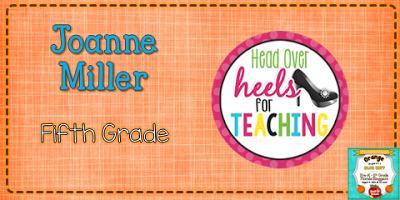Head Over Heels for Teacher Joanne