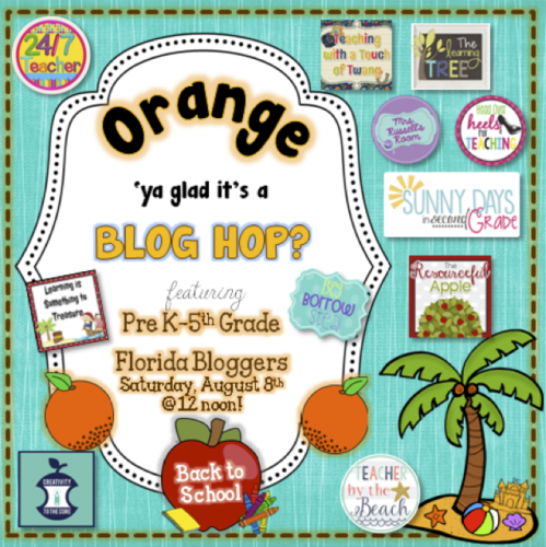 3rd Annual Florida Blog Hop Instagram Freebie Win 2.3.4