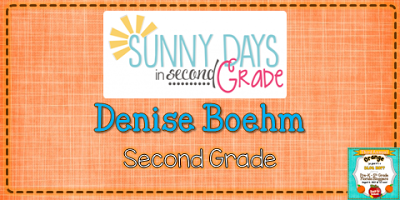 Sunny Days in Second Grade Denise