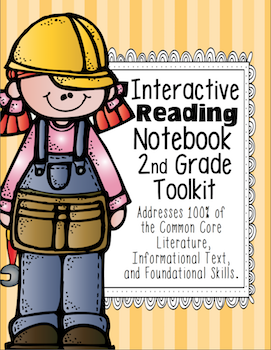 Second Grade Interactive Notebook