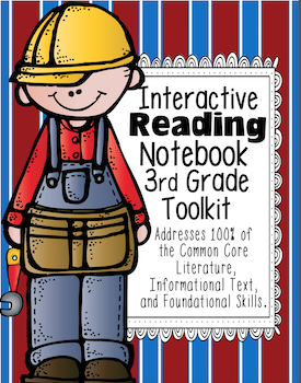 3rd Grade Interactive Notebook